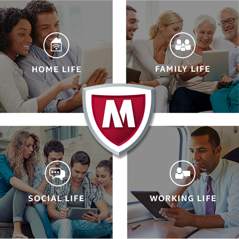 McAfee application Free